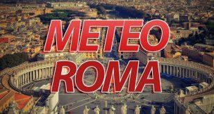 Previsioni grafiche per Roma a cura del Centro Meteo Italiano