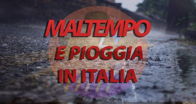Grafica maltempo Italia Centro Meteo Italiano
