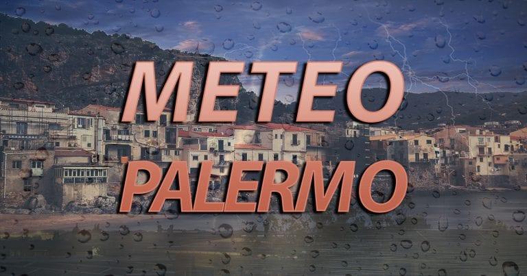 METEO PALERMO – Lunga fase INSTABILE alle porte, con piogge e TEMPORALI. Ecco le PREVISIONI