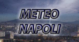 In arrivo maltempo su Napoli e sulla Campania - grafica a cura del Centro Meteo Italiano