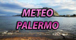 Previsioni meteo per la città di Palermo
