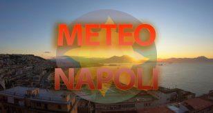 Previsioni meteo per Napoli, tempo stabile in vista per i prossimi giorni