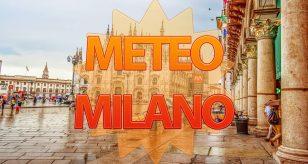 Previsioni meteo per Milano, ancora sole per i prossimi giorni - grafica a cura del Centro Meteo Italiano