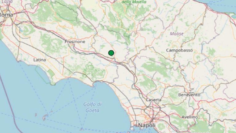 Terremoto nel Lazio oggi, venerdì 2 aprile 2020: scossa M. 2.0 nel Lazio   Dati ufficiali INGV