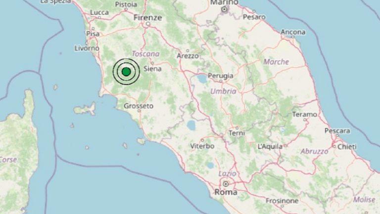 Terremoto nelle Marche oggi, domenica 11 aprile 2021: scossa di M 3.1 in provincia Macerata   Dati INGV