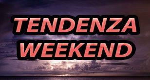 Tendenza meteo verso un weekend instabile o perturbato