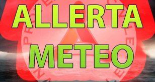 METEO - Tempo INSTABILE con PIOGGE e TEMPORALI in arrivo, scatta l'ALLERTA della Protezione Civile