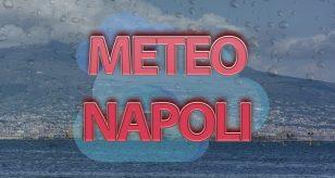 METEO NAPOLI - Tempo in PEGGIORAMENTO, attese PIOGGE nei prossimi giorni; le previsioni