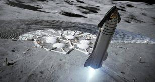 SpaceX porterà di nuovo l'uomo sulla Luna: ecco i dettagli