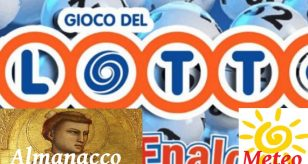 Estrazioni del Lotto e Superenalotto