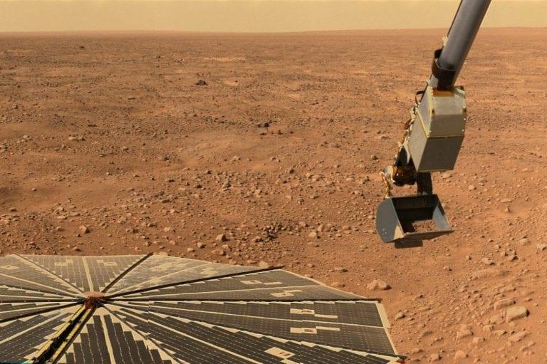 Trovato un rifugio naturale per proteggersi dalle radiazioni di Marte