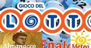 Lotto e Superenalotto, estrazioni sabato 24 aprile 2021: risultati e numeri vincenti   Meteo e almanacco del giorno