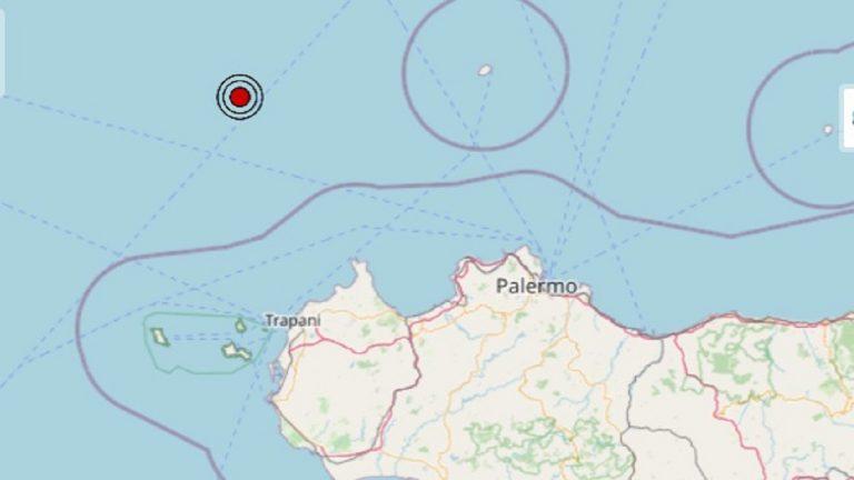 Terremoto in Sicilia oggi, 27 aprile 2021: scossa M. 2.3 sul mar Tirreno Meridionale – Dati INGV
