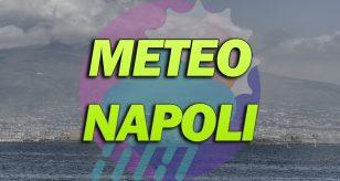 Previsioni meteo per Napoli e la Campania dei prossimi giorni - Centro Meteo Italiano
