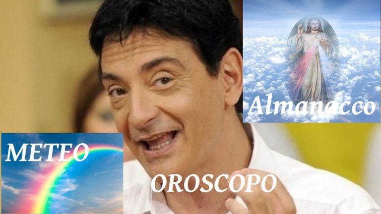 Almanacco del giorno, San Giuseppe, meteo e Oroscopo Paolo Fox classifica oggi, sabato 1 maggio 2021