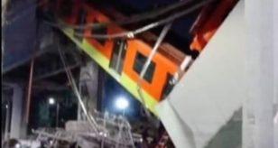 Crolla il ponte e la metropolitana si schianta nel vuoto: 20 morti e 70 feriti, cosa è successo in Messico (VIDEO)