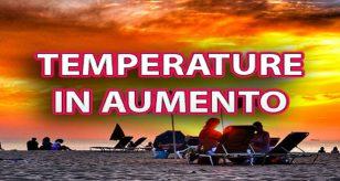 Meteo: verso un weekend con più sole e più caldo in Italia