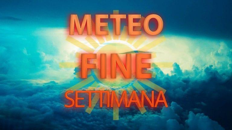 METEO WEEKEND – Arriva l'alta pressione con SOLE e TEMPERATURE ESTIVE, ma non mancheranno le nubi. Ecco DOVE