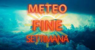Previsioni meteo per il fine settimana a cura del Centro Meteo Italiano