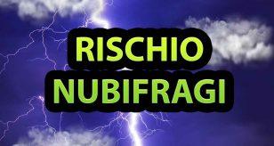 METEO - ATTACCO di MALTEMPO in arrivo con CROLLO delle TEMPERATURE; alto rischio NUBIFRAGI, i dettagli