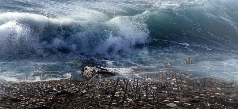 Rischio tsunami devastante in diverse città costiere del pianeta: ecco i dettagli del nuovo studio