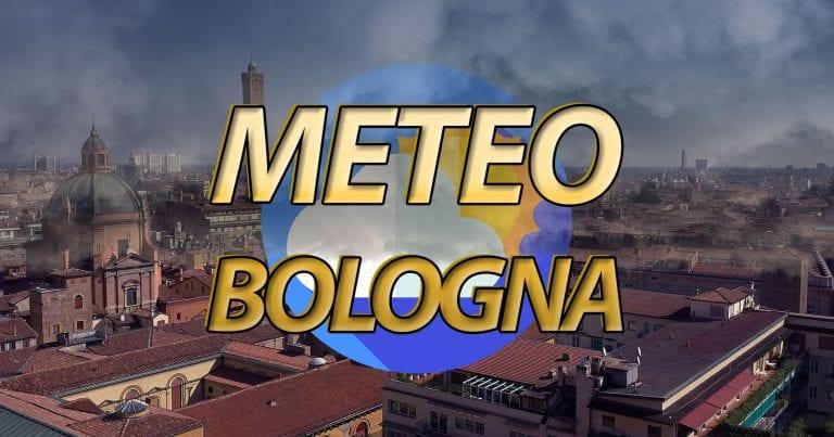 METEO BOLOGNA – L'ESTATE torna a farsi sentire con CALDO e STABILITA' a breve. La TENDENZA fino al WEEKEND