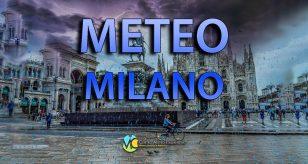 Previsioni meteo per Milano dei prossimi giorni - Centro Meteo Italiano