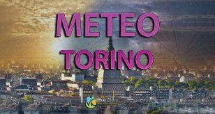 Previsioni grafiche per Torino ed il Piemonte per i prossimi giorni a cura del Centro Meteo Italiano