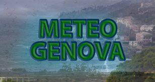 METEO GENOVA - Possibilità di qualche PIOGGIA in arrivo, poi ampie SCHIARITE; ecco le previsioni