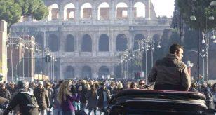 METEO ROMA - NUVOLOSITA' in transito poi ampie SCHIARITE e TEMPERATURE in aumento; le previsioni