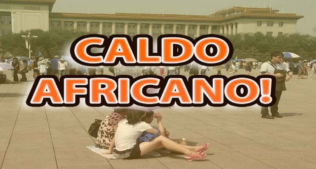Meteo: temperature in aumento con l'arrivo dell'anticiclone africano