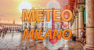 Previsioni meteo di Milano dei prossimi giorni - Centro Meteo Italiano