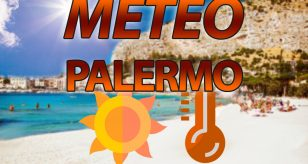 Previsioni meteo per Palermo per i prossimi giorni, caldo in arrivo!