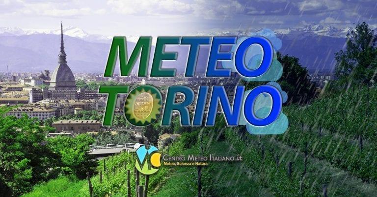 METEO TORINO – Correnti umide e instabili portano cieli NUVOLOSI e PIOGGE sparse anche nei prossimi giorni