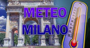 METEO MILANO - INGERENZA ATLANTICA in arrivo, CROLLO TERMICO ma senza MALTEMPO; le previsioni