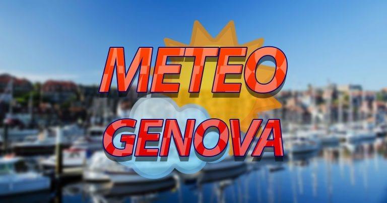 METEO GENOVA – ANTICICLONE a TUTTO GAS con BEL TEMPO e clima ESTIVO; le previsioni