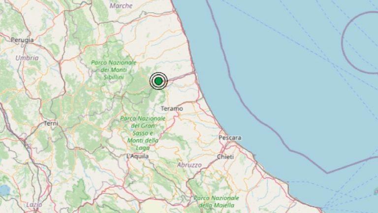 Terremoto nelle Marche oggi, martedì 20 luglio 2021: scossa M 2.3 in provincia di Ascoli Piceno | Dati Ingv