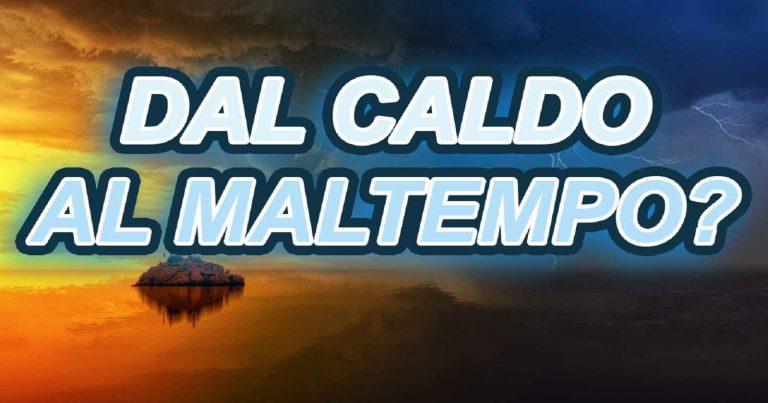 METEO ITALIA: netto aumento delle temperature nei prossimi giorni, dopo il WEEKEND possibile fase di maltempo