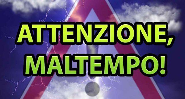 METEO - FEROCE ATTACCO di MALTEMPO in arrivo in ITALIA con CROLLO TERMICO, ecco quando e dove