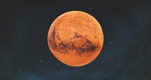 Gli scienziati mappano per la prima volta la parte interna di Marte