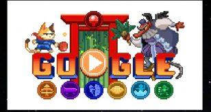 Olimpiadi Tokyo 2021, il Doodle di Google di oggi è un mini videogioco sui Giochi Olimpici