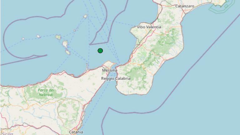 Terremoto in Sicilia, lunedì 26 luglio 2021: scossa M 2.1 sul Mar Tirreno Meridionale   Dati INGV