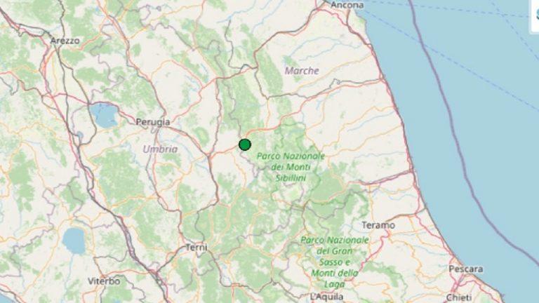 Terremoto nelle Marche oggi, 27 luglio 2021: scossa M 2.0 in provincia di Macerata – Dati INGV