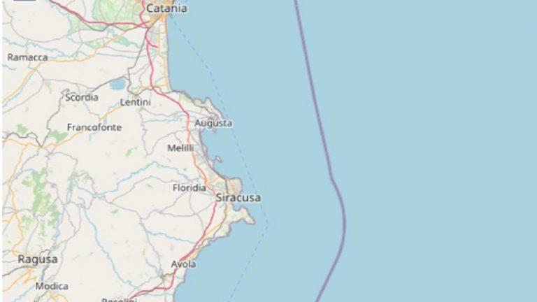 Terremoto in Sicilia oggi, sabato 31 luglio 2021: scossa M 2.7 in provincia di Siracusa   Dati INGV