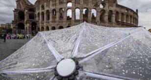Piogge in arrivo sulla Capitale, ecco quando - Centro Meteo Italiano