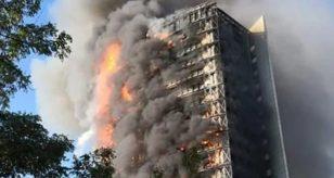 Un palazzo di 15 piani prende fuoco, dramma a Milano: tutti i dettagli