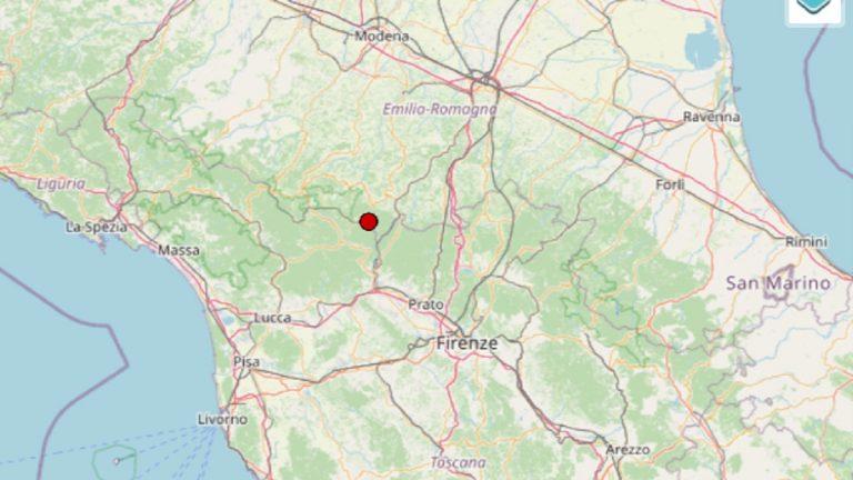 Terremoto in Emilia-Romagna oggi, martedì 7 settembre 2021: scossa M 2.5 in provincia di Bologna   Dati INGV