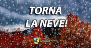 Torna la neve in Italia, ecco dove - Centro Meteo Italiano