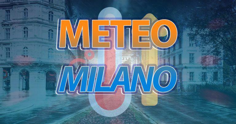 METEO MILANO – Miglioramento in atto dopo il violento MALTEMPO odierno, ecco le previsioni