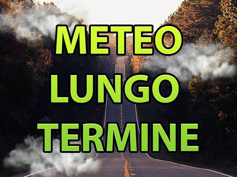 METEO – FINALE di SETTEMBRE con MALTEMPO SHOCK, poi OTTOBRE potrebbe partire col BEL TEMPO